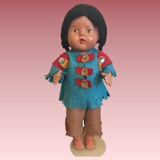 Reliable of Canada Native American Doll
