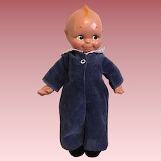 Antique Composition Kewpie Doll
