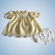 Original Ideal Thumbelina Dress 1950s
