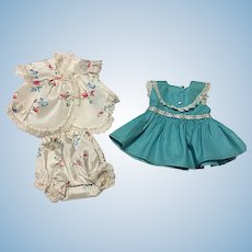 Two Original Arranbee Littlest Angel Outfits 1950s