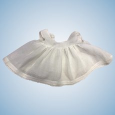 Combination Slip-Underwear for Composition Dolls 1930