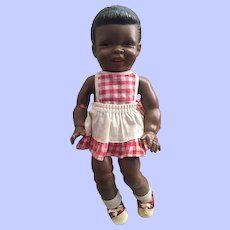 Very Rare Character Black Doll 1956
