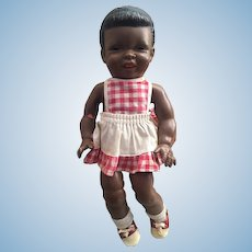 Very Rare Dee and Cee Black Doll 1948