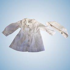 Terri Lee Nurse Outfit 1950s