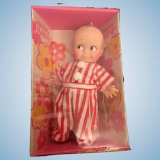 Mint in Box Cameo Kewpie Sleeper Div. of Strombecker 1974