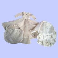Early Arranbee Nanette Wedding Gown Ensemble 1950