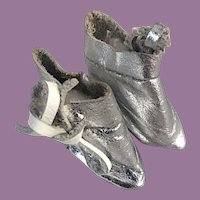 Ankle Boots for Small Bisque Dolls