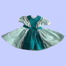 Original P91 Ideal Toni Dress 1952