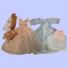 Pretty Lingerie for Fashion Dolls 1950s