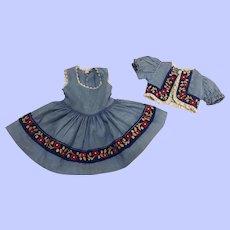 Ideal P90 Ideal Toni Dress 1950s