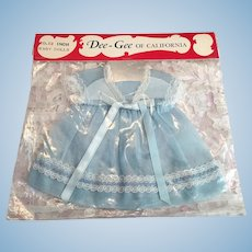 Mint in Package Dee and Gee Outfit for Tiny Tears and Friends