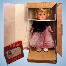 Mint in Box Little Miss Addie Doll 1950s