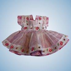 Original Muffie Dress 1950s