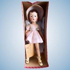 Mint in Box Rare Madame Alexander Wendy Ann Molded Hair 1938