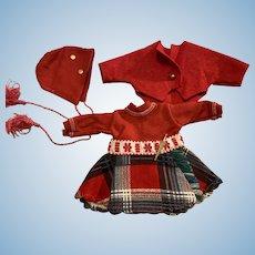 Arranbee Littlest Angel Outfit Three Piece