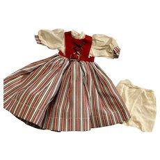 Arranbee  Nanette Dress 1956