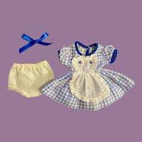 Original Arranbee Littlest Angel Dress 1950s