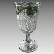 Antique Barberry Celery Vase ca. 1870