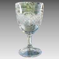 Chain 6 Water Goblets Bryce Walker 1879-1880
