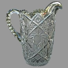 Water Pitcher Heart Plume 1907