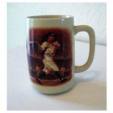 Slugger Baseball Mug Otagiri Ceramic Made in Japan