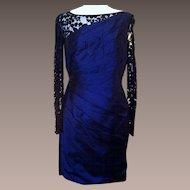 Chris Kole Couture Dress - Stunning Vintage
