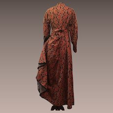 Antique Dressing Gown / Coat