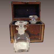 Antique Travel Perfume Casket - 40% OFF SALE