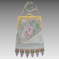 Art Deco Whiting & Davis Mesh Bag