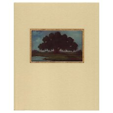 Louisiana Live Oak Painting- Horizontal