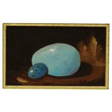 Blue Hen Eggs