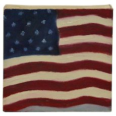 Flag Painting