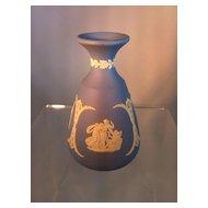 Wedgwood Blue Bud Vase