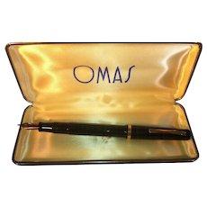 Omas fountain pen