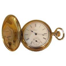 Ladies Elgin Pocket Watch
