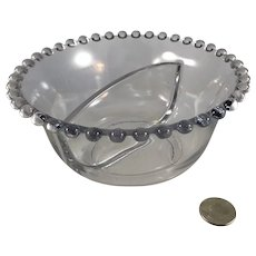 Candlewick 2 Partitioned Bowl