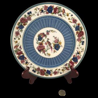 Charles Ahrenfeldt Limoges Plate