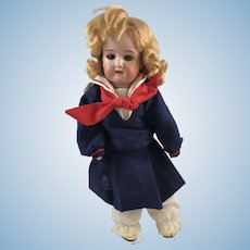 Vintage Floradora Armand Marseille Bisque Doll