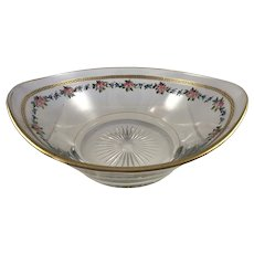 Heisey Glass Fruit Bowl