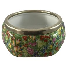 Vintage Chintz Bowl