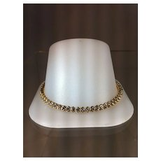 4.59ctw Diamond Bracelet
