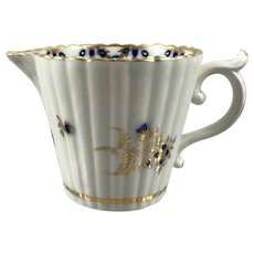 Salopian Ware Caughley Slip Ware Creamer Circa 1795