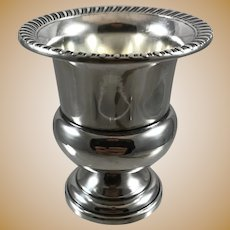 Sterling Silver Mini Champagne Bucket/Toothpick Holder