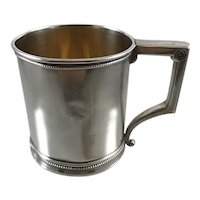 Sterling Silver Gorham Baby Cup
