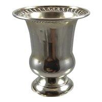 Sterling Silver Toothpick Holder or Vase