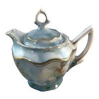 Childs Tea Pot w/ Swans