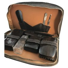 Vintage Gentleman's Travel Case #2