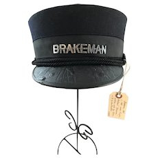 Union Pacific Brakeman Cap/Hat