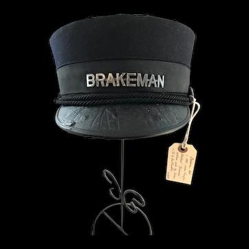 Union Pacific Brakeman Cap/Hat