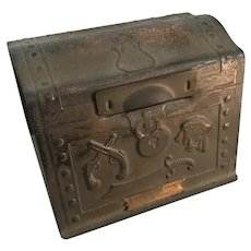Knott's Berry Farm California Treasure Chest Bank